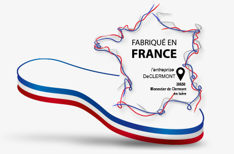 Declermont fabrique en France à Monestier de Clermont