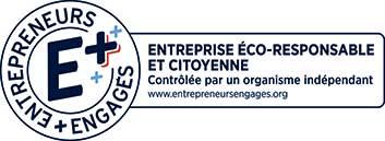 logo entrepreneur plus engagé