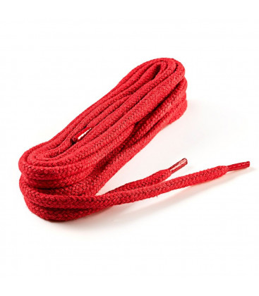 Lacets cordonnets rouges 180 cm