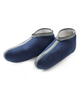 Slipper insoles for boots