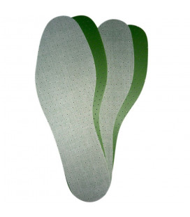 Latex Foam insoles in packs of 2 pairs