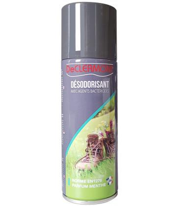 Déodorant bactéricide parfum menthe