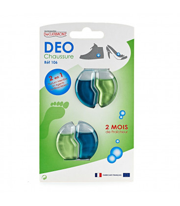 Déo chaussures